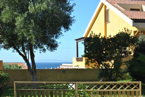Three Room Sea View Castelsardo Marina - Near The Beach