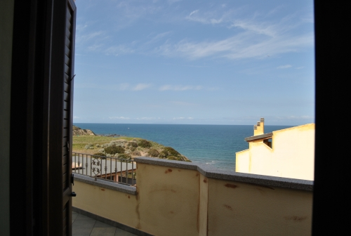 Penthouse La Ciaccia Sea View 50 Meters From The Beach