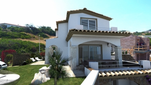 NEW CONSTRUCTION - BAIA DEI TRAMONTI