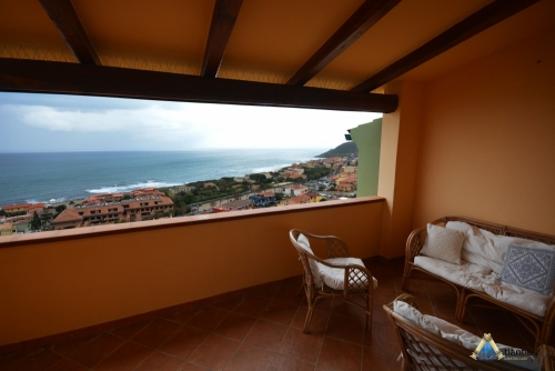 PENTHOUSE WITH PANORAMIC VIEW ON THE SEA OF CASTELSARDO