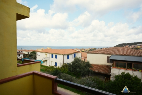 Sea View Two-room Apartment a few meters from the beach